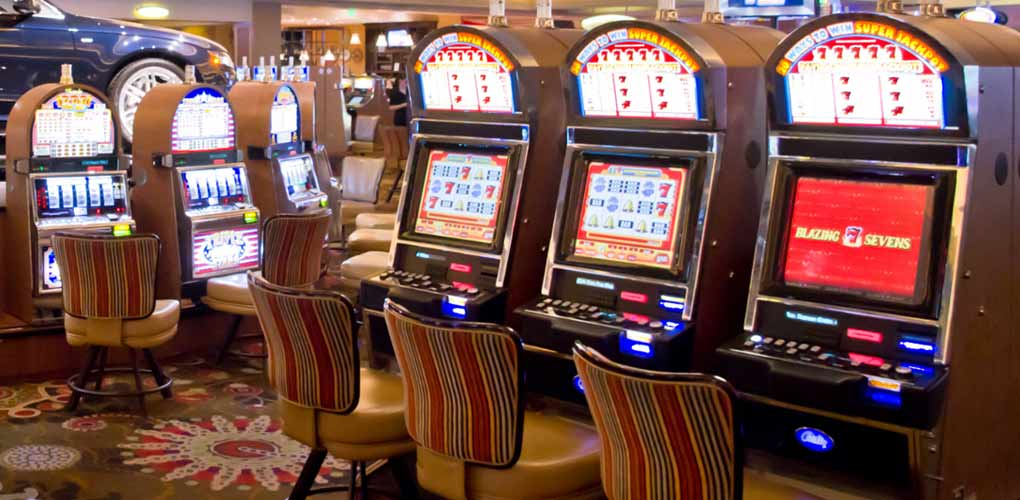 Jackpots Progressifs des Machines à sous