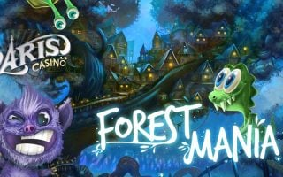 Promotion : la course au cash de 4 000€ sur Paris Casino avec Forest Mania !