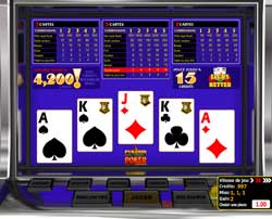 Vidéo Poker Pyramid Jacks Or Better