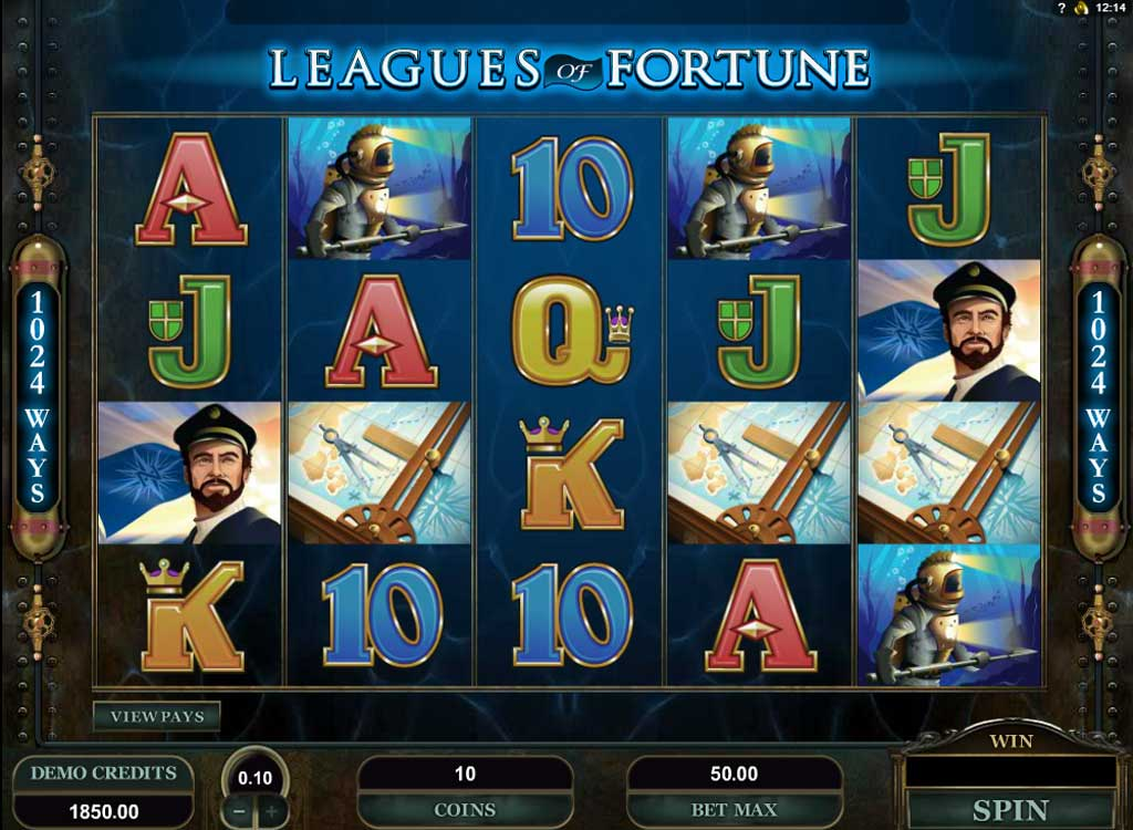 Jouer à Leagues of Fortune