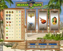 Machine à sous Mexican Slots
