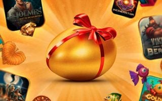 Promotion « Mystery Easter Egg Hunt » sur Paris Casino : 50 000€ de cagnotte !