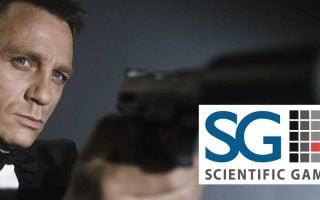 Scientifc Games obtient la licence sur James Bond 007
