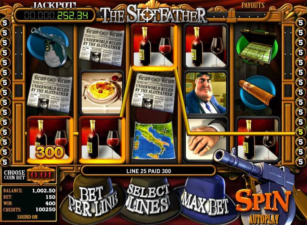 Joker gaming slot