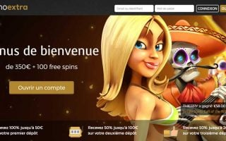 Promotion sur la table live de Dublin Blackjack au Casino Extra