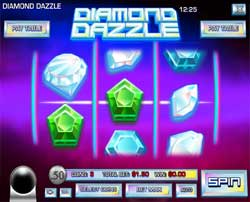 Machine à sous Diamond Dazzle