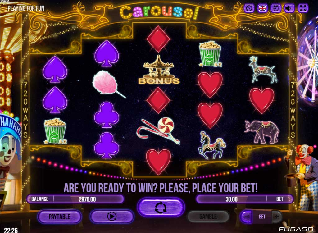 machine sous carousel de fugaso jeux gratuits de casino. Black Bedroom Furniture Sets. Home Design Ideas