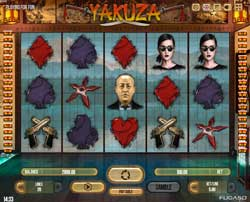 Machine à sous Yakuza