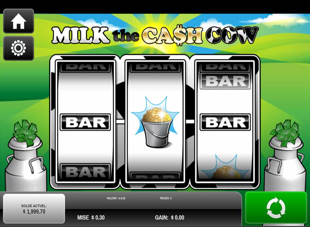 Jouer à Milk the Cash Cow