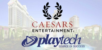 Playtech Caesars Entertainment