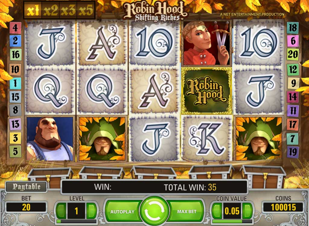 Jouez à la machine à sous Magical Stacks sur Casino.com Canada