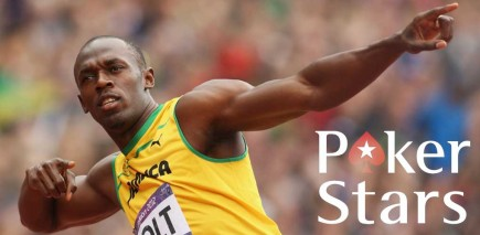 Usain Bolt Pokerstars