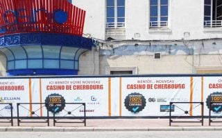 Rénovation du casino de Cherbourg