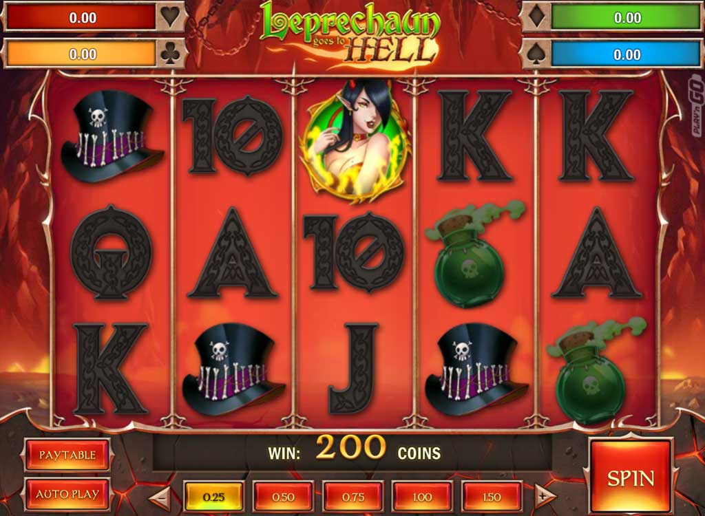 leprechaun goes to hell casino