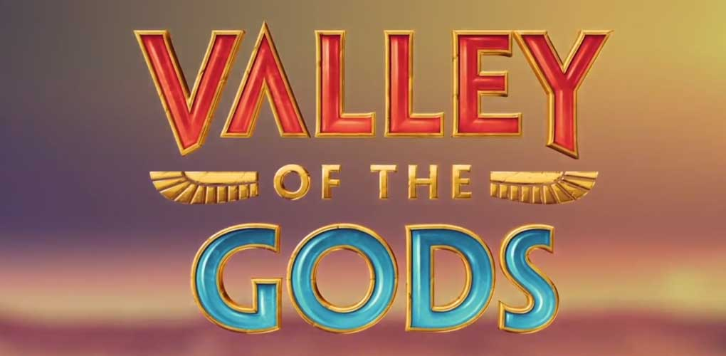 Valley of the Gods d'Yggdrasil Gaming