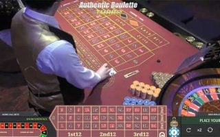 Une nouvelle table de roulette en direct signée Authentic Gaming