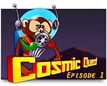 Cosmic Quest I Mission Control