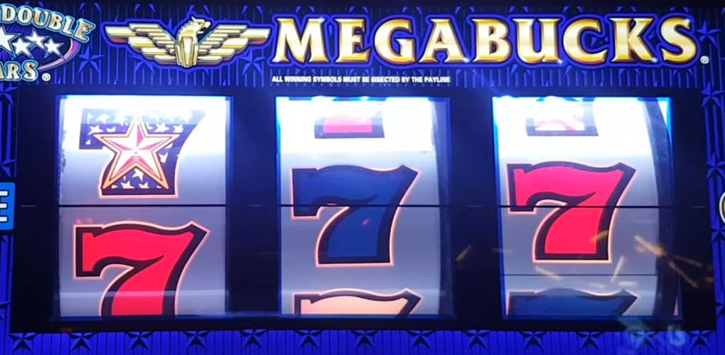 Megabucks Machine à sous