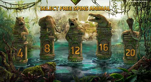 Jungle Spirit : Call of the Wild Tours gratuits