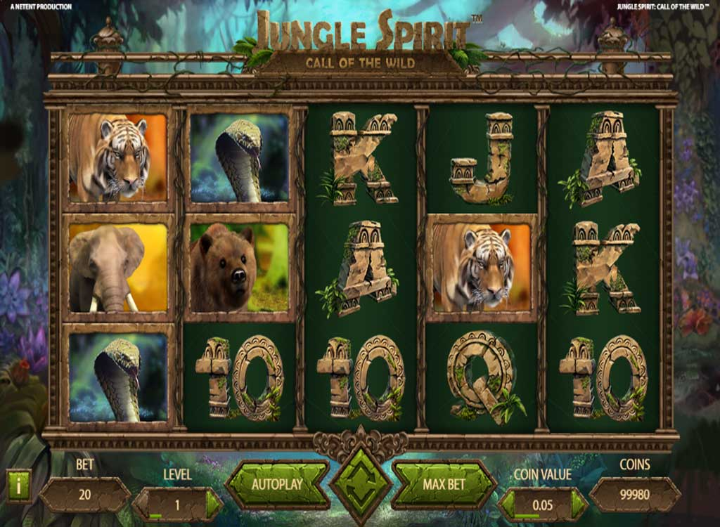 Jouer à Jungle Spirit : Call of the Wild