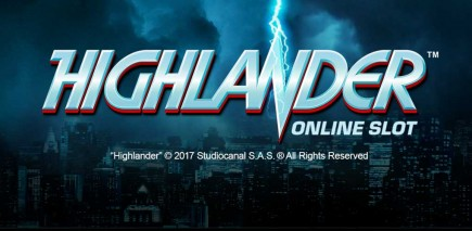 Machine à sous Highlander de Microgaming