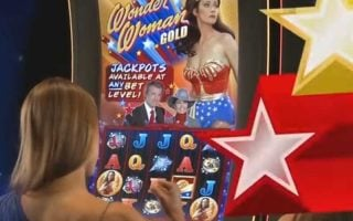 Wonder Woman en exclusivité au casino Barrière Cap d'Agde