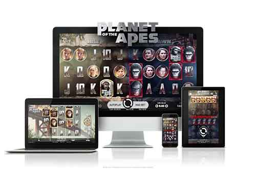 Planet of the Apes sur mobile