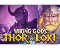 Viking Gods : Thor and Loki