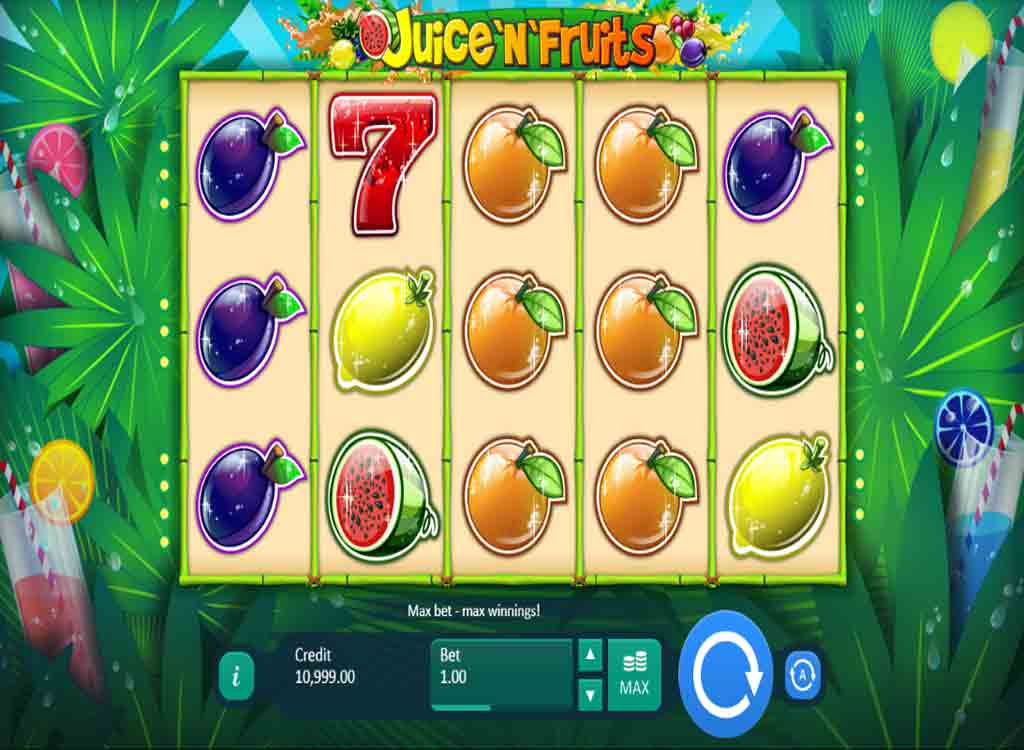 Jouer à Juice'n'Fruits