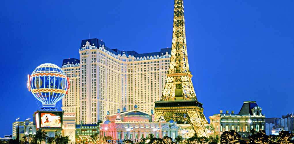 casino paris las vegas