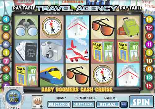 Machine à sous Baby Boomers: Cash Cruise