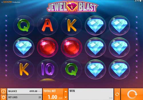 Machine à sous Jewel Blast