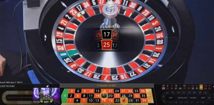 Double Ball Roulette d'Evolution Gaming