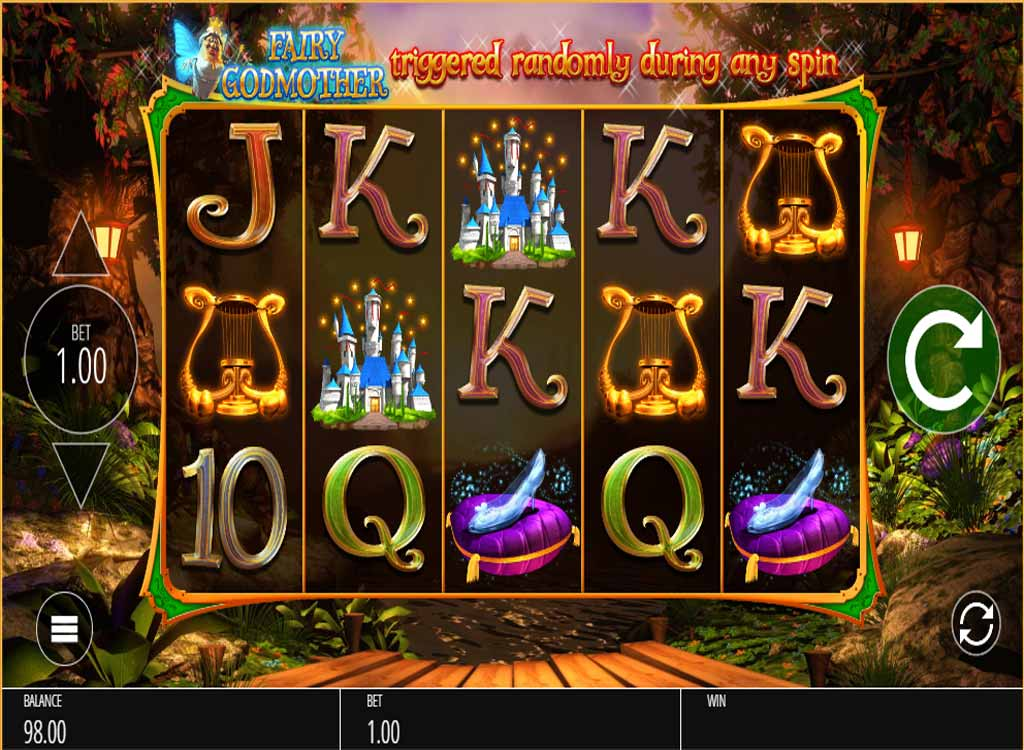 Jouer à Wish Upon a Jackpot