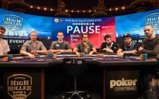 Chine : Justin Bonomo rafle le titre du Super High Roller Bowl