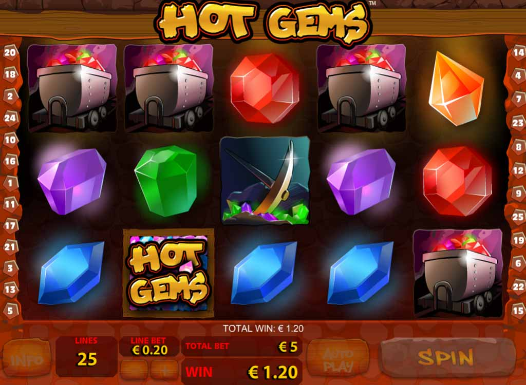 Jouer à Hot Gems