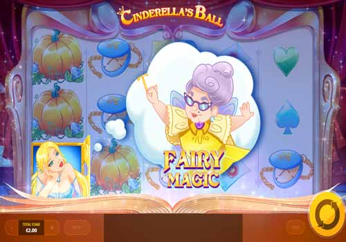 Cinderella's Ball Fairy Magic