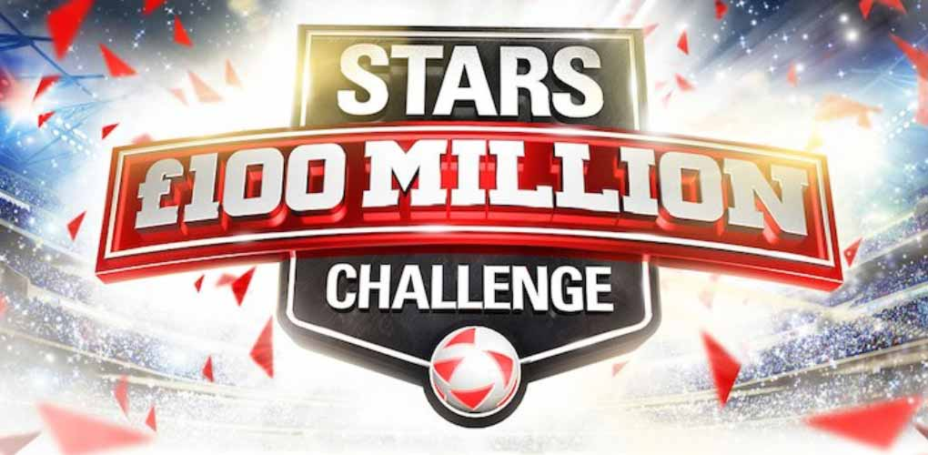 Pokerstars 100 Million Challenge