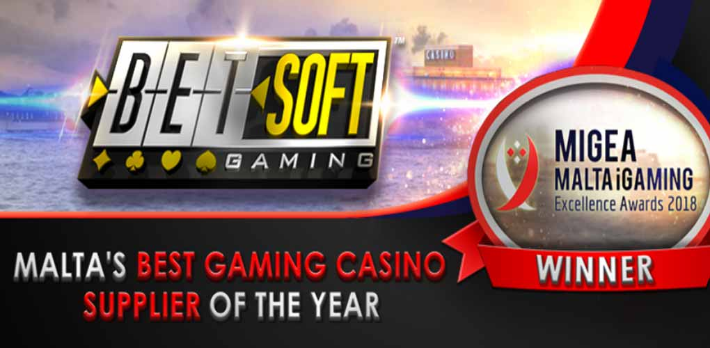Betsoft iGaming Excellence Awards 2018
