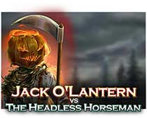 Jack O'Lantern VS The Headless Horseman