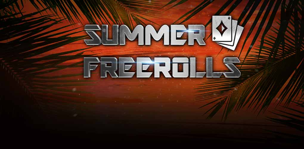 Summer Freerolls Partypoker