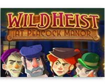 Wild Heist: At Peacock Manor