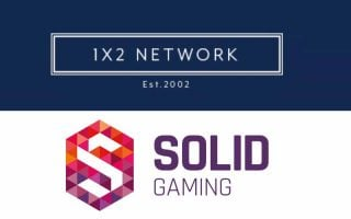 1x2 Network s'allie avec Solid Gaming