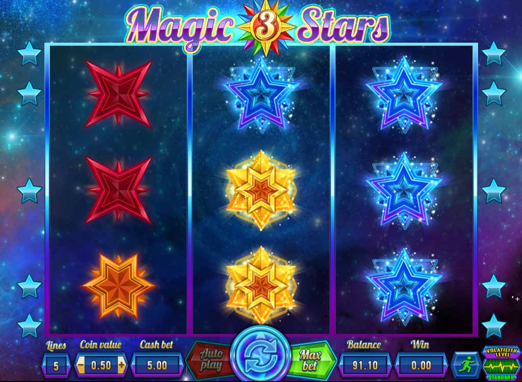 Jouer à Magic Stars 3