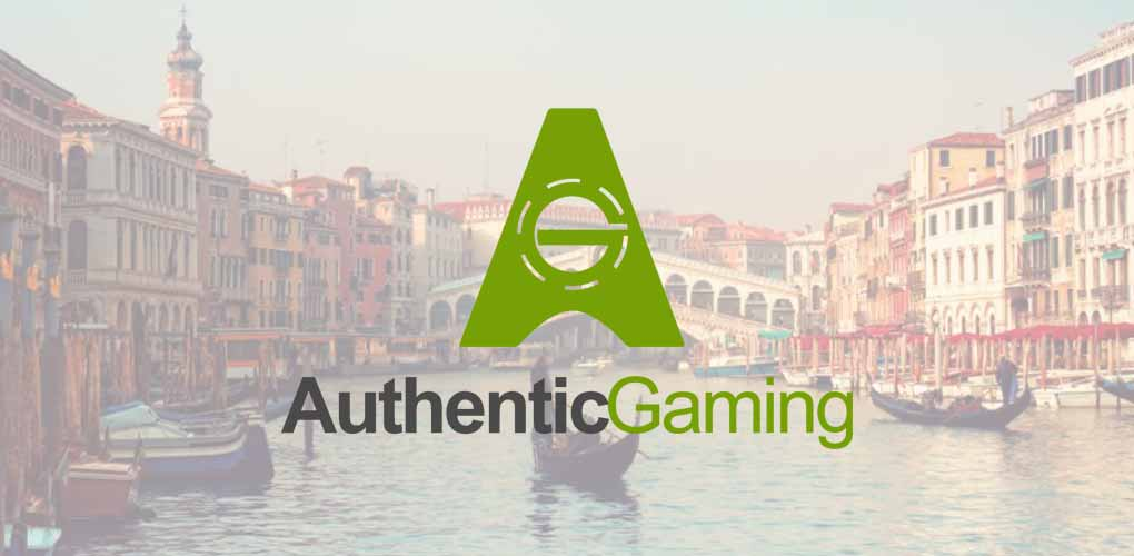 Authentic Gaming Italie