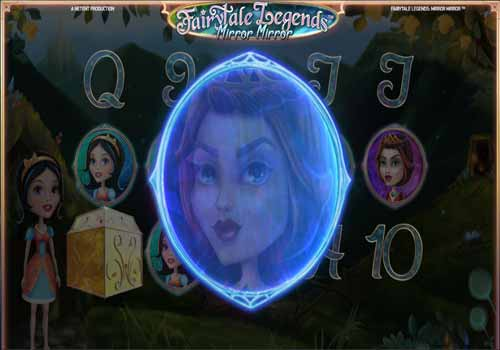 Fairytale Legends: Mirror Mirror Re Spin