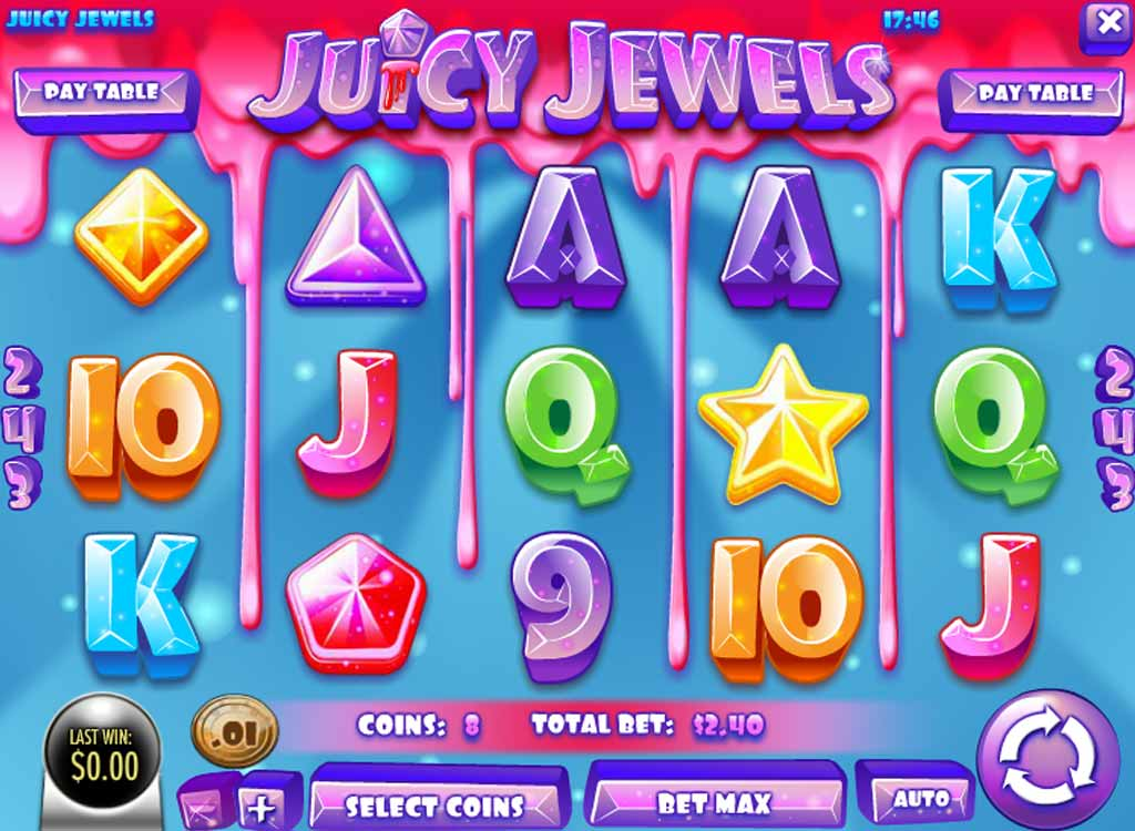 Jouer à Juicy Jewels