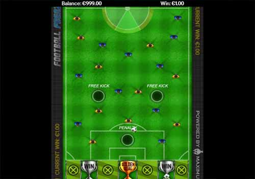Aperçu Football Frenzy