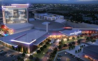 Projet de construction du Casino Resort de Beloit par Ho-Chunk Nation