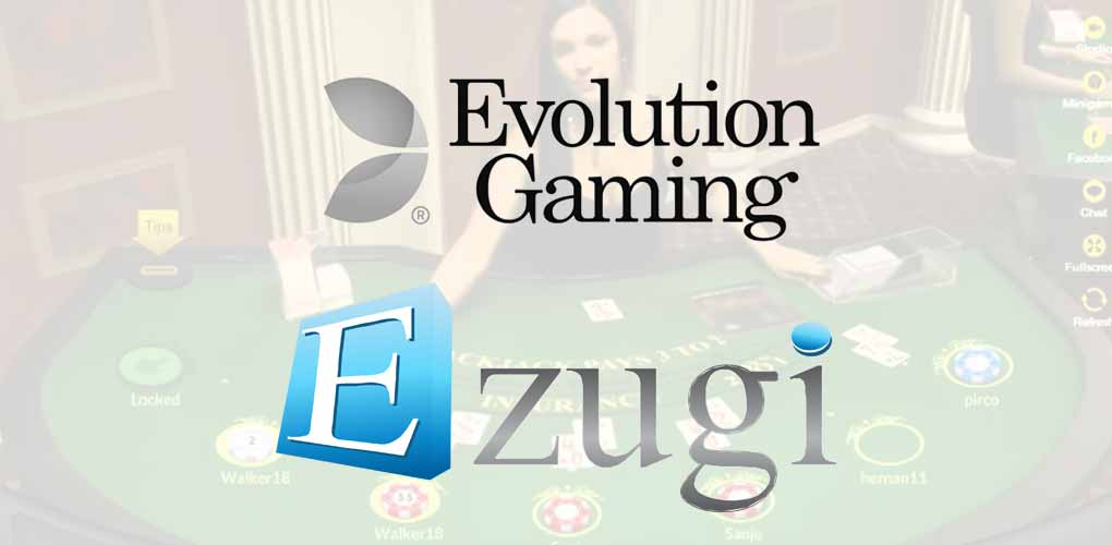 Evolution Gaming Ezugi